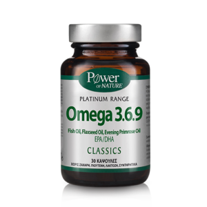 power of nature omega3-6-9