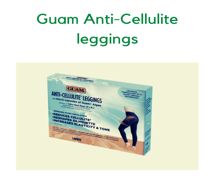 Guam strece anticelulit