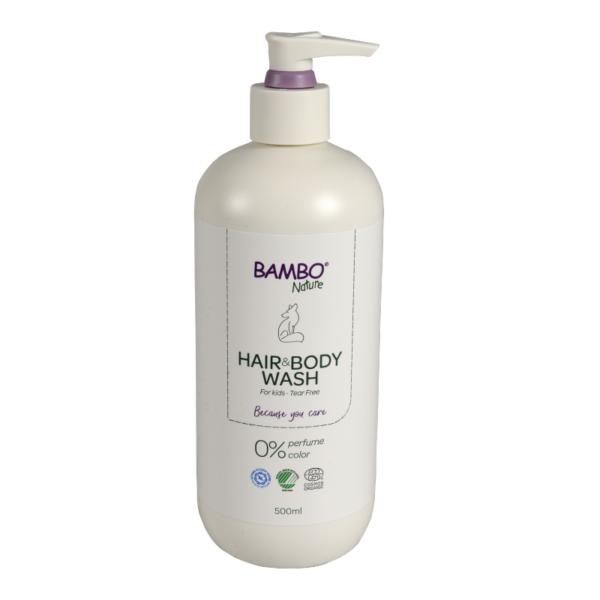 Bambo Hair and body wash